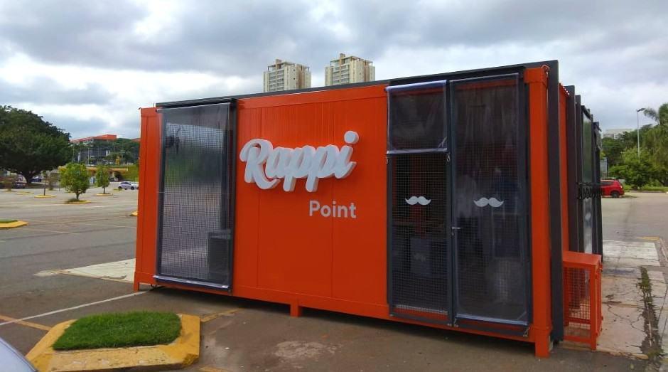 Rappi inaugura espaço de descanso para entregadores parceiros de São Paulo
