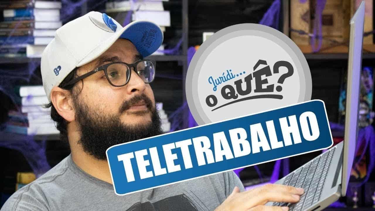 Reflexos trabalhistas em Teletrabalho / Home Office