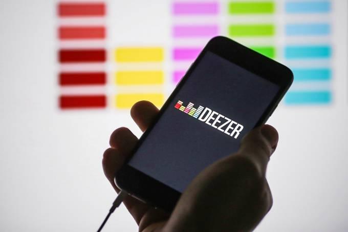 Deezer investe em startup de streaming de música ao vivo