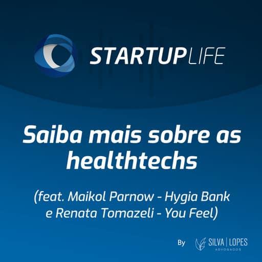 Saiba mais sobre as healthtechs