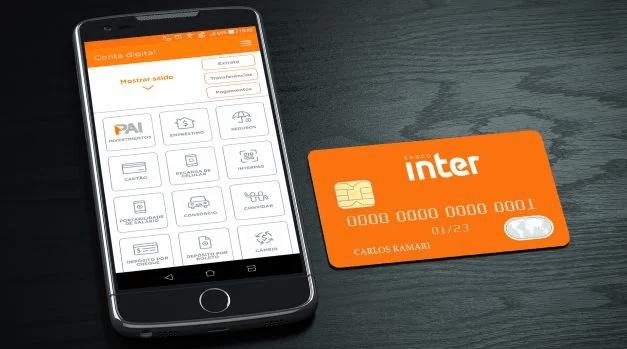 Banco Inter oferece cashback em cartões de crédito para MEI e PJ