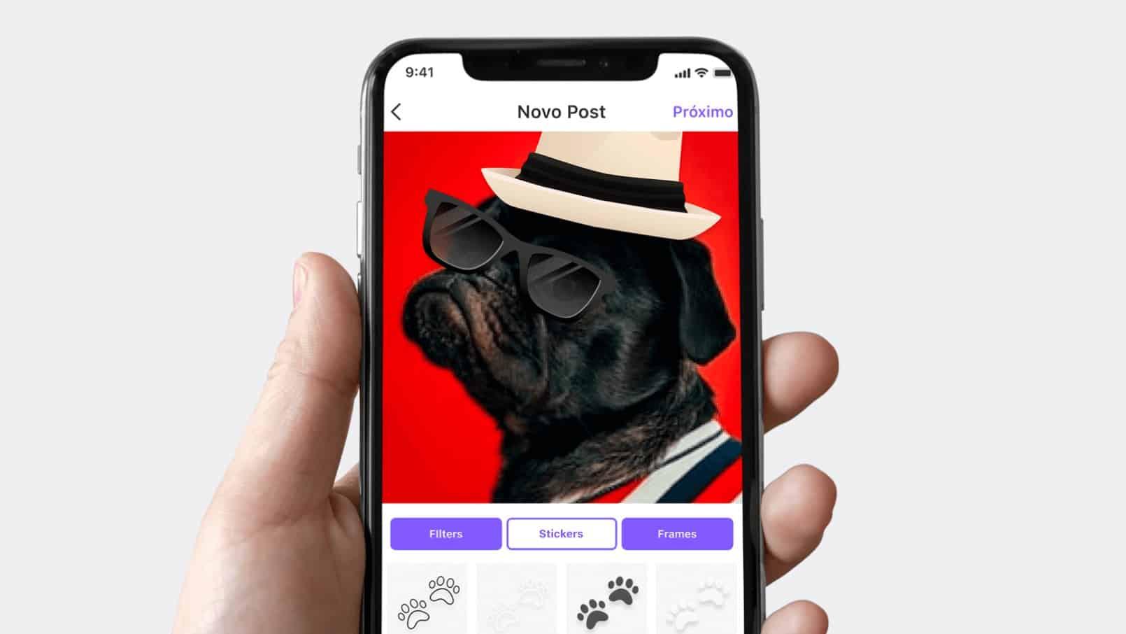 Empresa brasileira desenvolve app internacional focado no universo pet