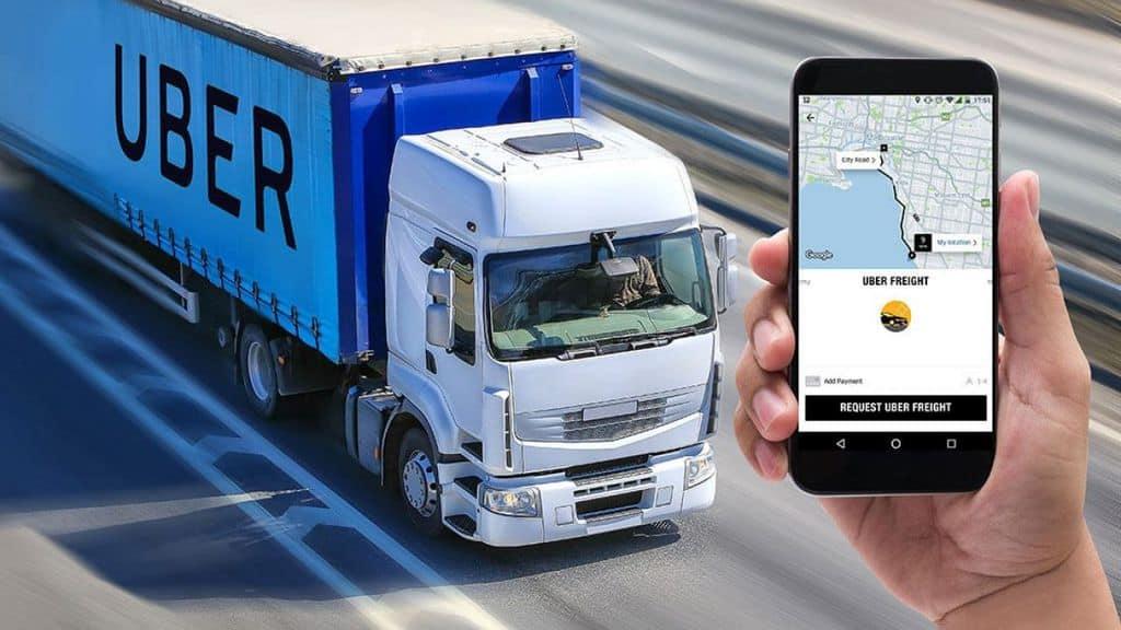 Unidade de caminhões da Uber vai comprar empresa de logística