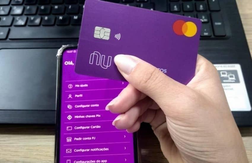 Nubank aumenta limite do cartão de crédito para 35 milhões de clientes