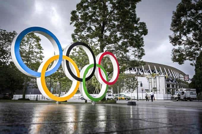 Atletas olímpicos usam dispositivo para monitorar risco de insolação