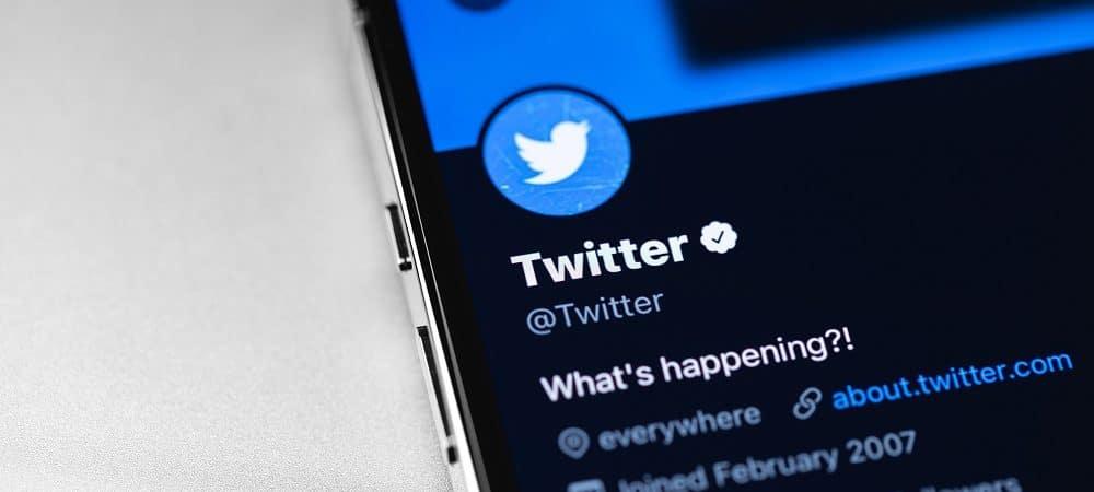 Twitter testa ferramenta de compras
