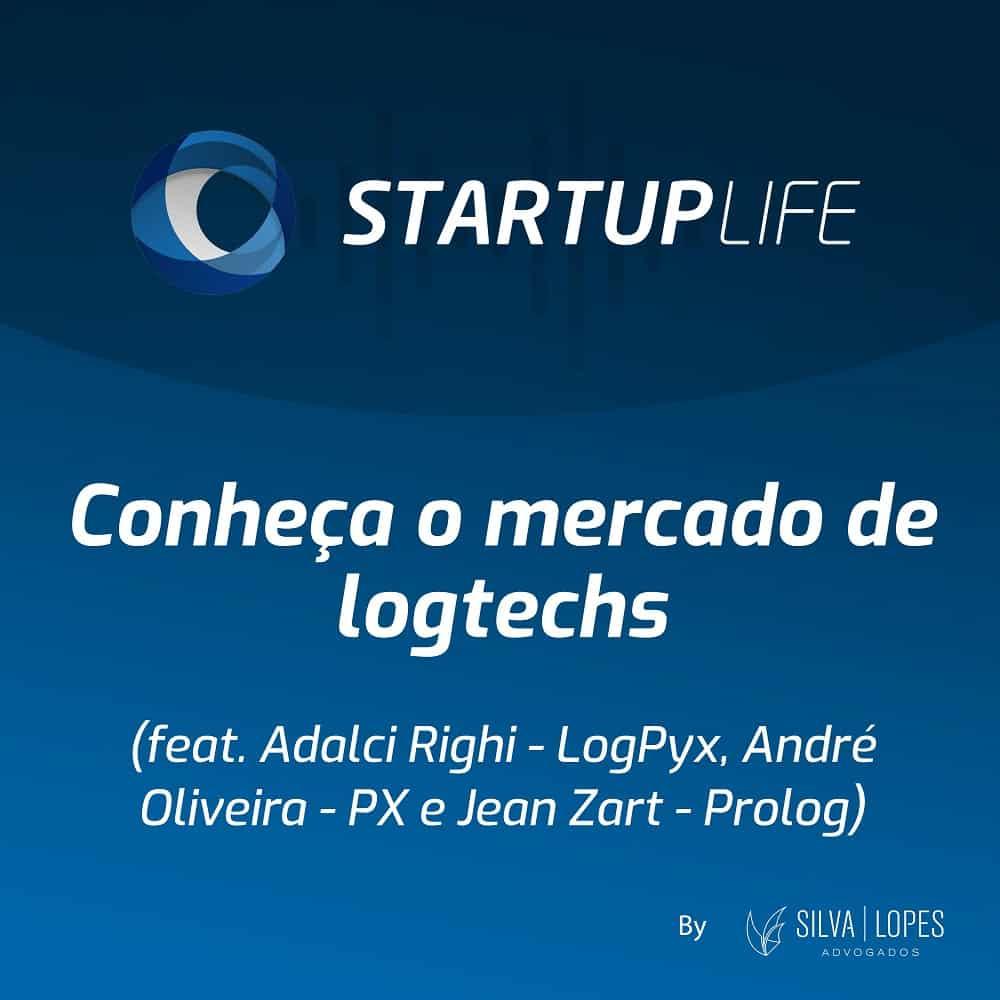 Conheça o mercado de logtechs