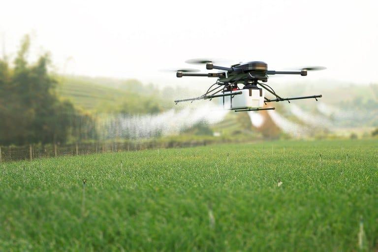 Uso de drones na agropecuária ganha regulamentação